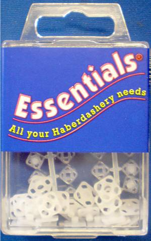 74541 Essentials Plastic Snaps Sew On Asst CLEARANCE WAS £8.00 NOW £4.00 ONLY 5 LEFT