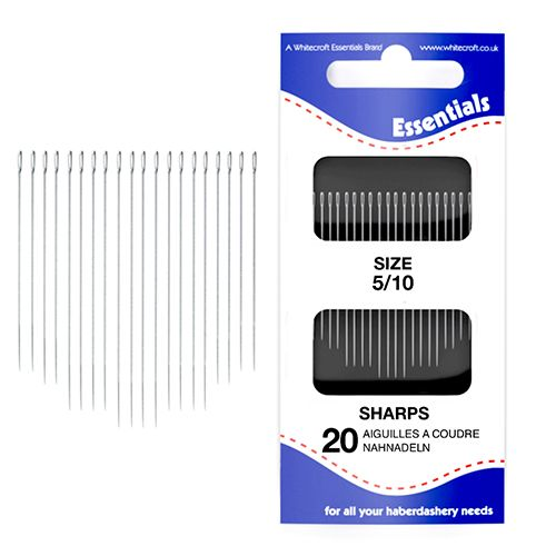 70011 Sharps 5/10 Hand Sewing Needles