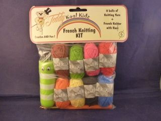 French Knitting Kit OUT OF STOCK